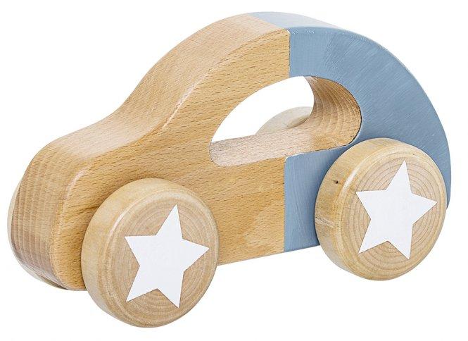 Bloomingville Spielzeug Auto (groß) aus Holz