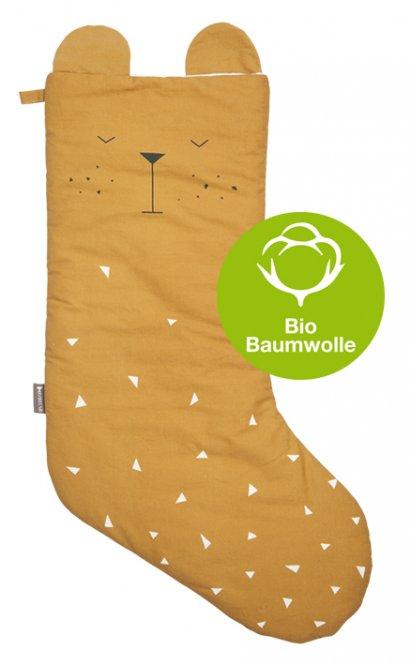 """Fabelab – Weihnachts-/Nikolausstrumpf """"Bär"""""""