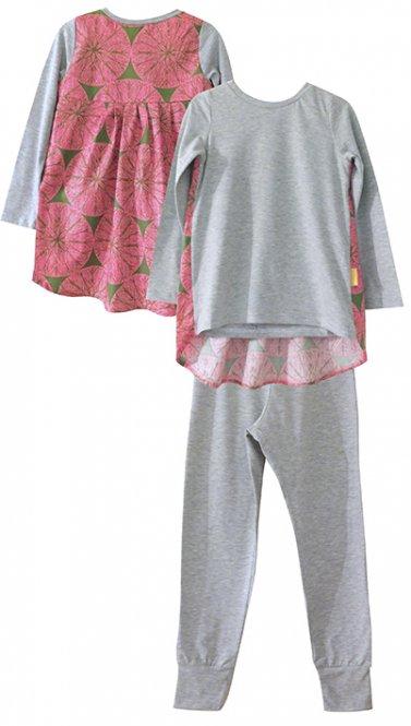 LolayLolo – Pyjama Pink Watermelons Langarm