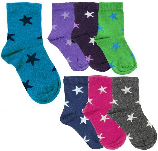 Smallstuff - Socken Sterne