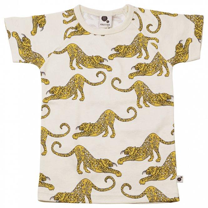 Krutter SS17 – T-Shirt Leopard