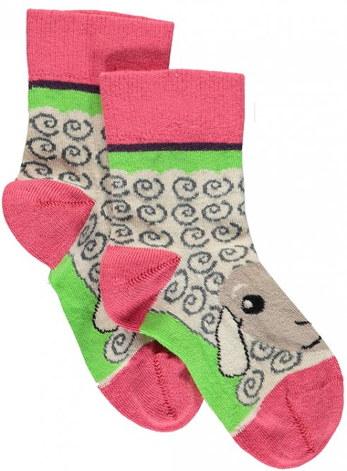 "Ubang - Talkie Walkie Socken ""Sheep"""