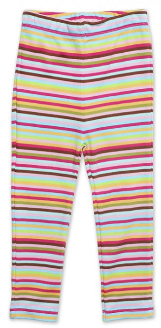 Zutano Kids Leggings bunt gestreift