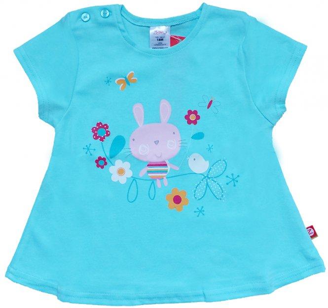 "Zutano Shirt ""Bunny & Bird"""