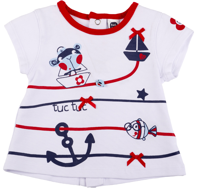tuc tuc t shirt all aboard kindermode online kaufen im. Black Bedroom Furniture Sets. Home Design Ideas