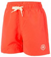 "Color Kids – Badeshorts ""Bungo"" neonorange"