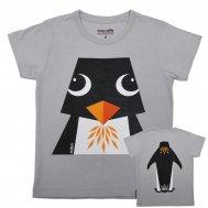 coq en pâte T-Shirt, Pinguin