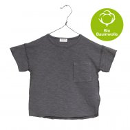 PLAY UP – Jersey T-Shirt, grau