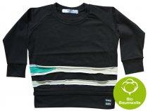 3fnky kids - Stripes Black Blouse