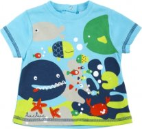 T-Shirt (Junge), BLUE SEA HAWAI