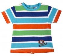T-Shirt bunt gestreift, MIAMI