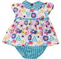 TUC TUC, Baby-Kleidchen mit Höschen, EDEN PARADAISE