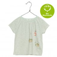 PLAY UP – T-Shirt Print, Mädchen