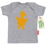 "tapete® Bio-Baumwoll Baby-T-Shirt ""Gonny Gosling"""