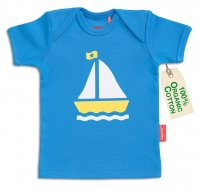 "tapete® Bio-Baumwoll Baby-T-Shirt ""Sale away"""