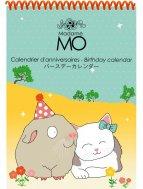 Madame Mo - Geburstagskalender