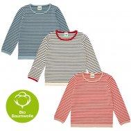 FUB SS19 Kids und Baby Striped Blouse (Bio-Baumwolle)