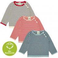 FUB SS19 Baby Striped Blouse (Bio-Baumwolle)
