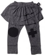 NUNUNU Leggings mit Rock