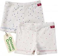 PWO Mädchen Shorts mit Sternchen