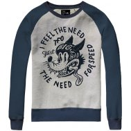 """The Future is Ours – Sweatshirt """"The Need for Speed"""""""