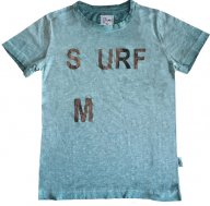 """The Future is Ours – T-Shirt """"Smurf"""""""