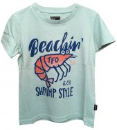 """The Future is Ours – T-Shirt """"Shrimp Style"""""""