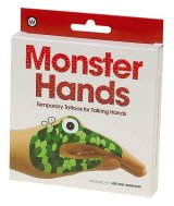 NPW – Hand Tattoos Monster