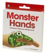NPW – Hand Tattoos Monster