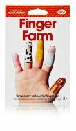 NPW – Finger Tattoos Bauernhof