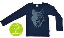 """baba Langarmshirt """"Wolf"""""""