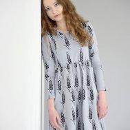 ZEZUZULLA Kleid Woman Black Grain Lo'w Dress