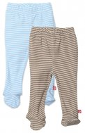Zutano Baby Hosen mit Füßen